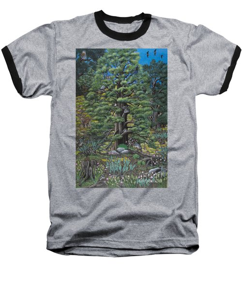 The Old Juniper Tree Baseball T-Shirt
