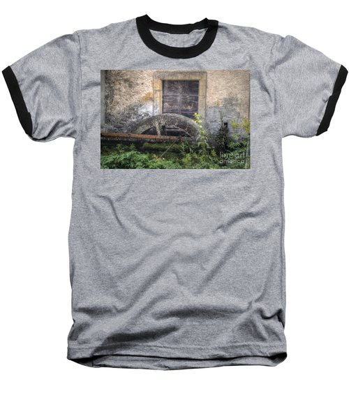 The Old Mill Baseball T-Shirt by Michelle Meenawong