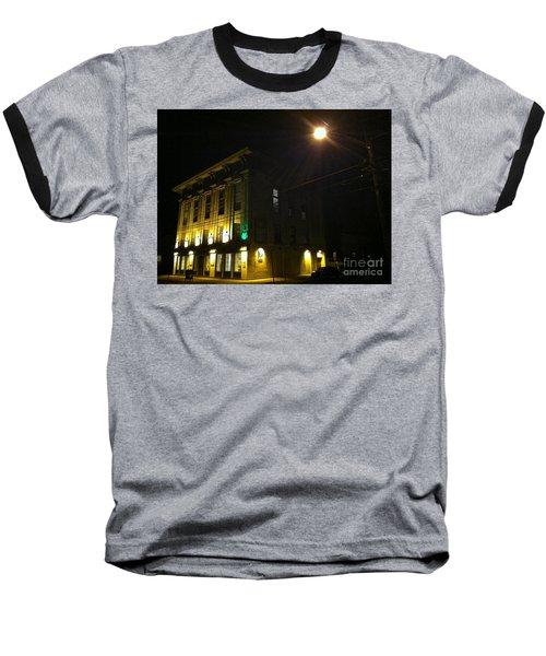 The Old Opera House Baseball T-Shirt