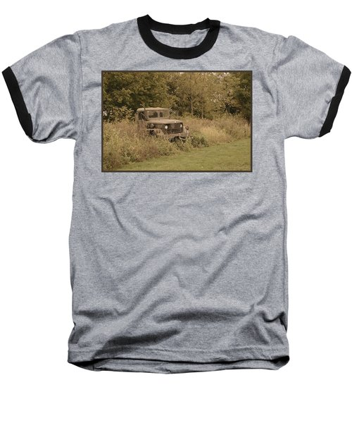 The Old Truck Baseball T-Shirt