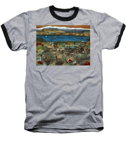 The Oregon Paiute Baseball T-Shirt