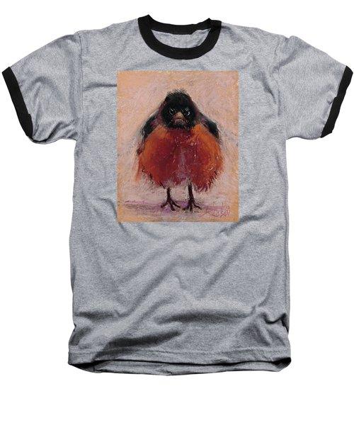 The Original Angry Bird Baseball T-Shirt