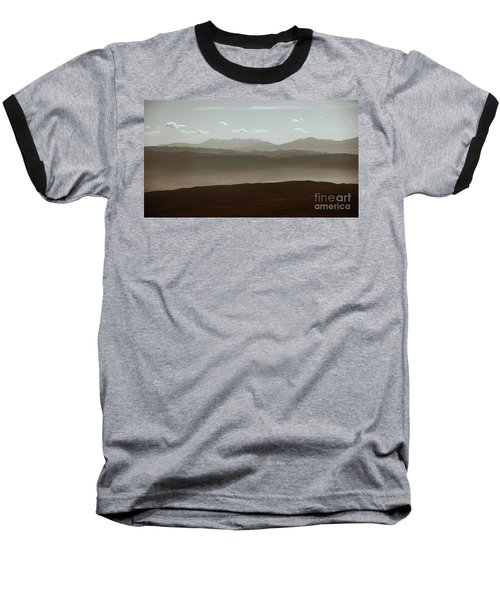 Baseball T-Shirt featuring the photograph The Other Side by Dana DiPasquale