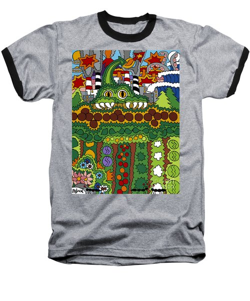 The Other Side Of The Garden  Baseball T-Shirt