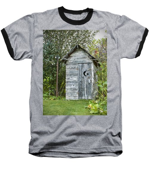 The Outhouse Baseball T-Shirt
