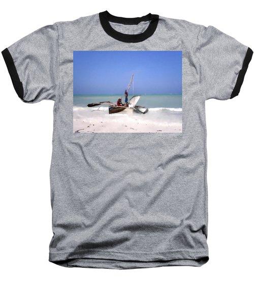 The Outrigger Baseball T-Shirt