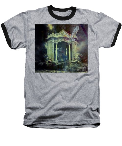 The Owl Baseball T-Shirt