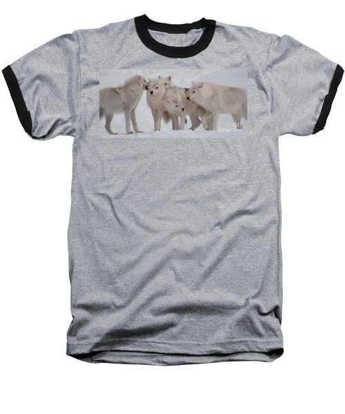 The Pack Baseball T-Shirt