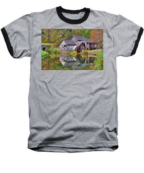 The Painted Mill Baseball T-Shirt