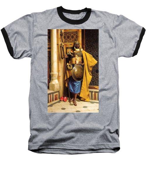 The Palace Guard Baseball T-Shirt