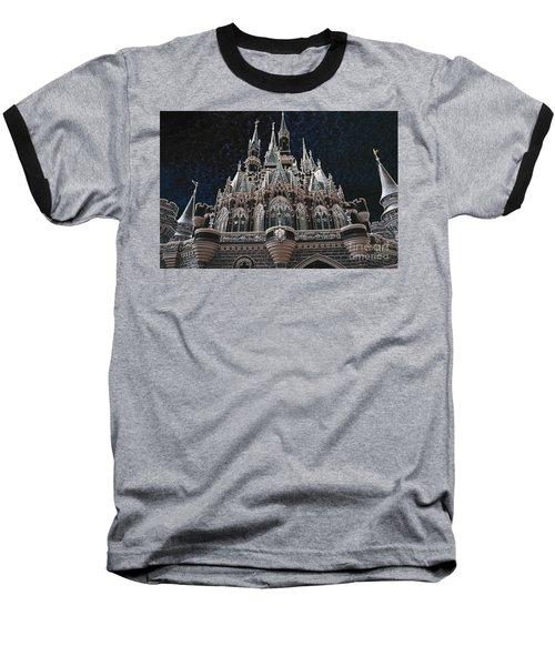 Baseball T-Shirt featuring the photograph The Palace by Robert Meanor