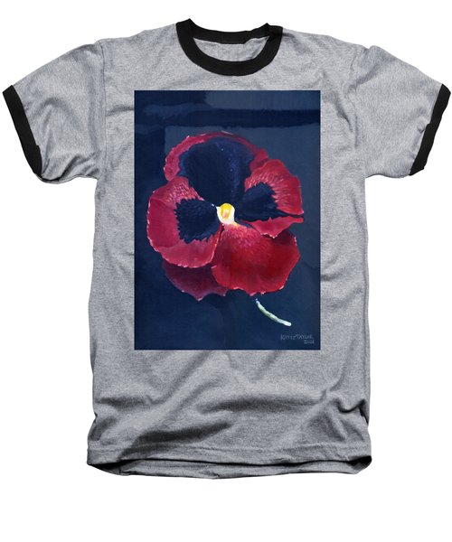 The Pansy Baseball T-Shirt