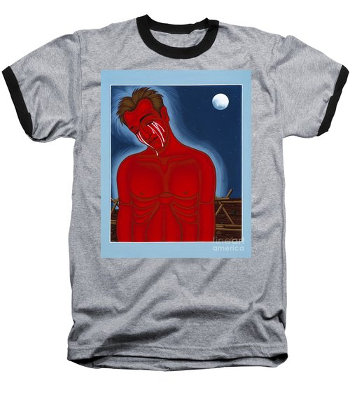 The Passion Of Matthew Shepard 096 Baseball T-Shirt