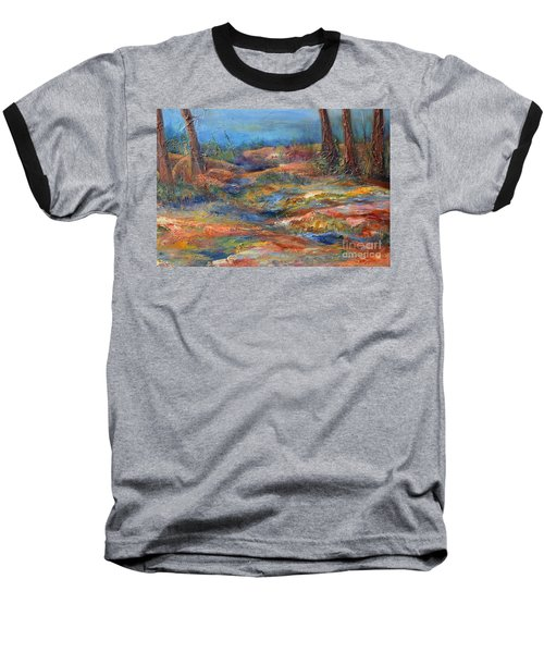 The Path 1 Baseball T-Shirt