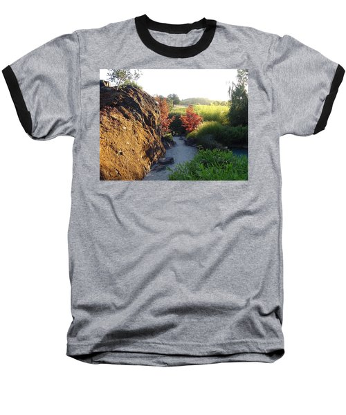 The Path Baseball T-Shirt by Shawn Marlow