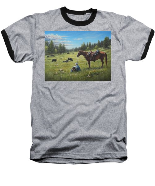 The Perfect Day Baseball T-Shirt
