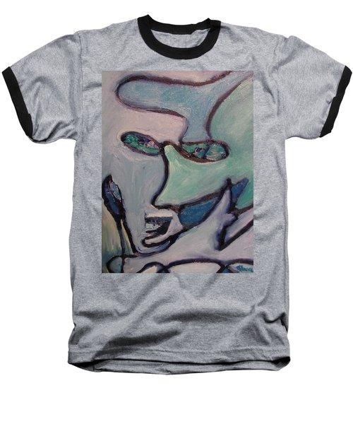 The Perpetrator  Baseball T-Shirt