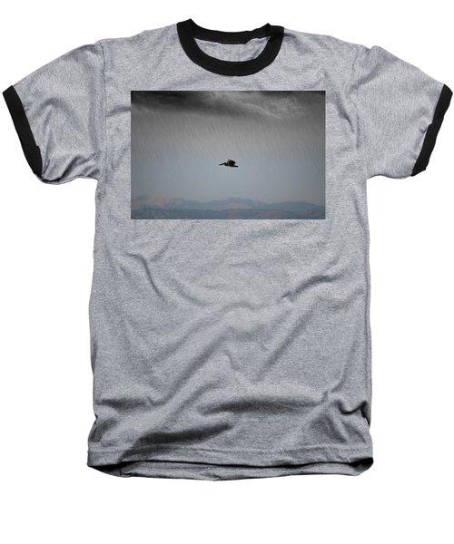 The Persevering Pelican Baseball T-Shirt