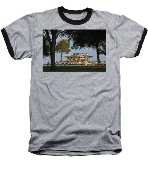 The Pier - St. Petersburg Fl Baseball T-Shirt