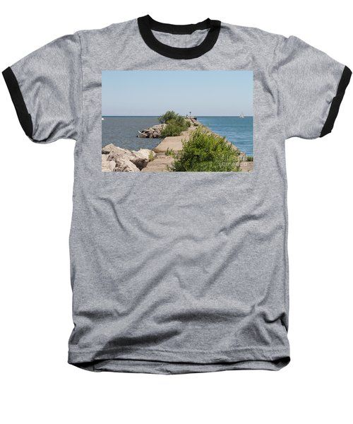 The Pier Baseball T-Shirt
