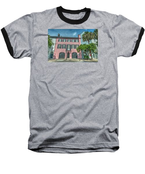 The Pink House Baseball T-Shirt