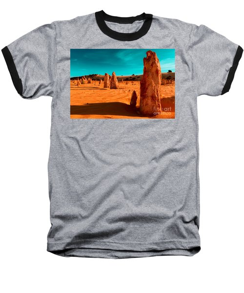The Pinnacles Baseball T-Shirt