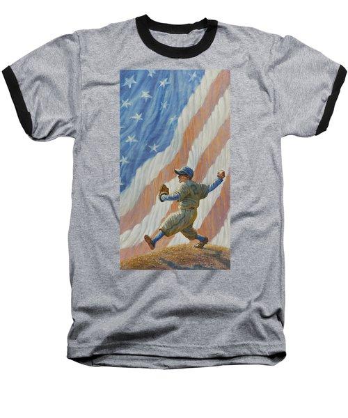 The Pitcher Baseball T-Shirt