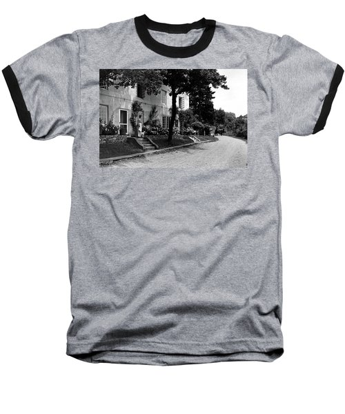 The Platt's House In New Jersey Baseball T-Shirt
