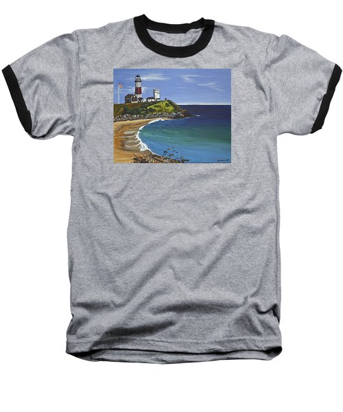 The Point Baseball T-Shirt