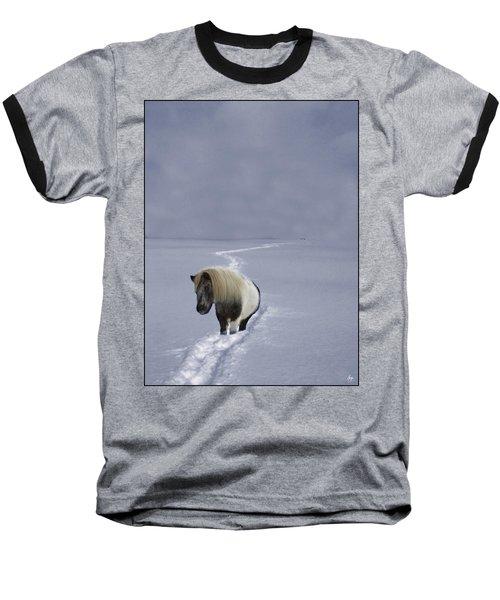 The Ponys Trail Baseball T-Shirt