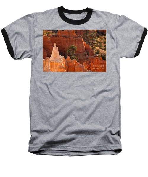 The Popesunrise Point Bryce Canyon National Park Baseball T-Shirt