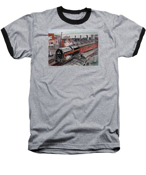 The Powhatan Arrow Roars Through The Yards Into Portmouth Baseball T-Shirt