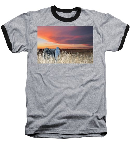 The Prairie Baseball T-Shirt
