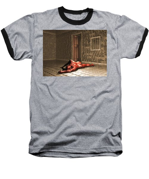 The Prisoner Baseball T-Shirt
