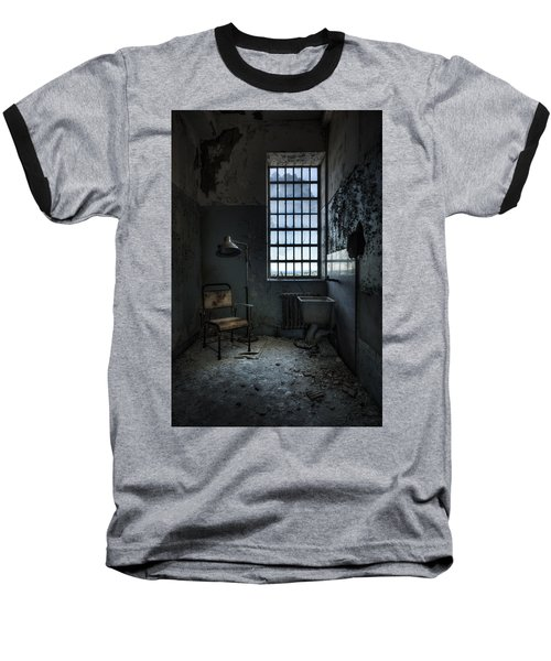 The Private Room - Abandoned Asylum Baseball T-Shirt