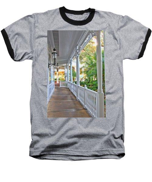 The Promenade Baseball T-Shirt