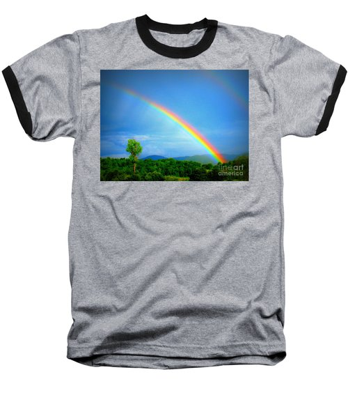 Baseball T-Shirt featuring the photograph The Promise by Patti Whitten