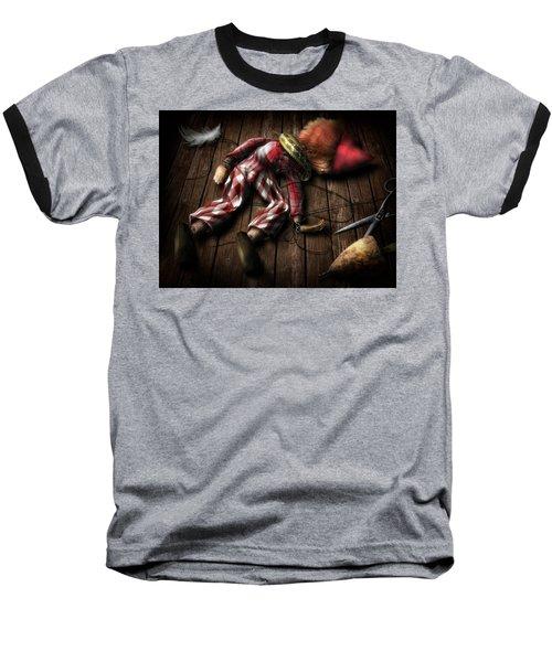 The Puppet... Baseball T-Shirt