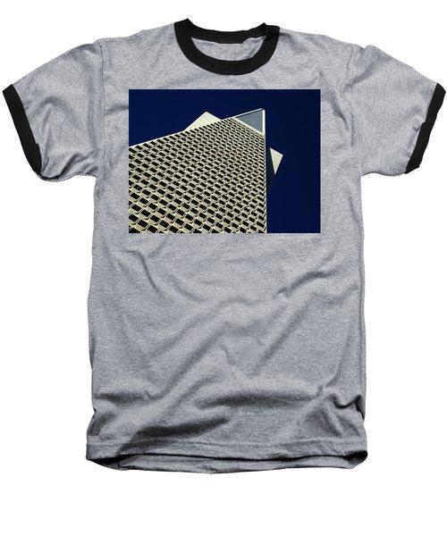 The Pyramid Baseball T-Shirt by Bill Gallagher