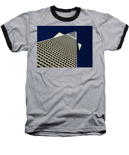The Pyramid Baseball T-Shirt
