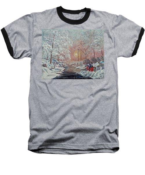 The Quest Begins Baseball T-Shirt