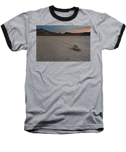 The Racetrack At Death Valley National Park Baseball T-Shirt