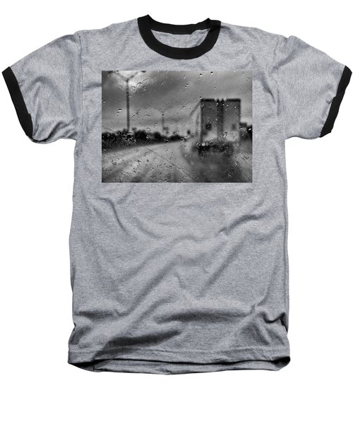 The Rain Makes Mysteries Baseball T-Shirt