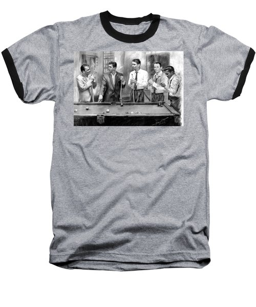 The Rat Pack Baseball T-Shirt