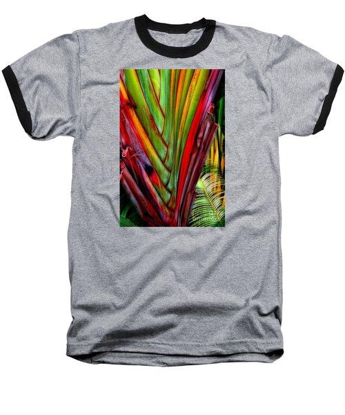 The Red Jungle Baseball T-Shirt
