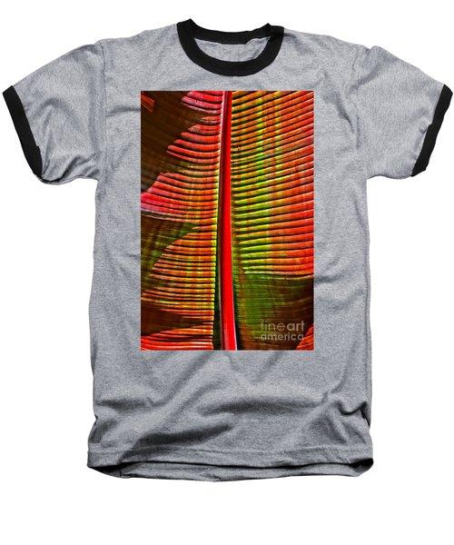 The Red Palm Baseball T-Shirt