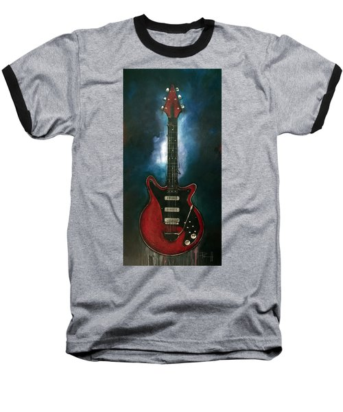 The Red Special Baseball T-Shirt