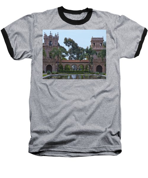 The Reflection Pool Baseball T-Shirt