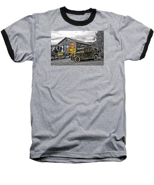 The Resting Place Baseball T-Shirt