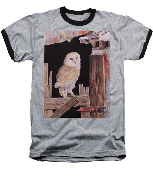 The Resting Place.  Sold Baseball T-Shirt
